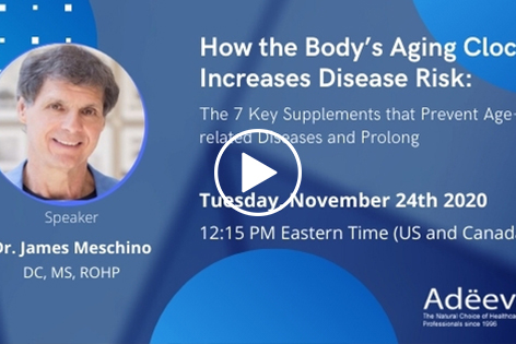 How the Body's Aging Clock Increases Disease Risk