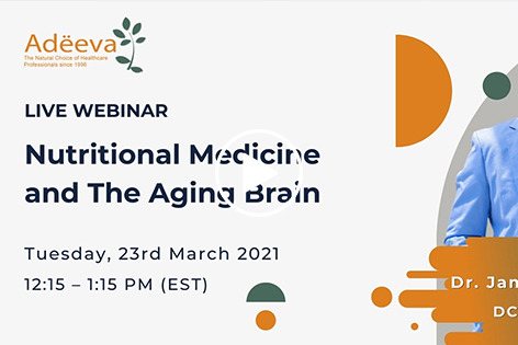 Nutritional Medicine and the Aging Brain
